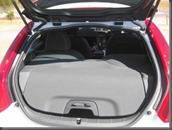 Volvo C30 R des ign luggage cover (2)