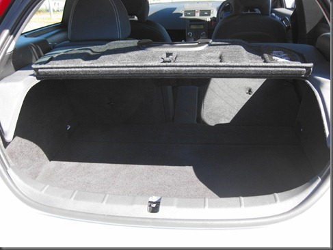 Volvo C30 R des ign luggage cover (3)