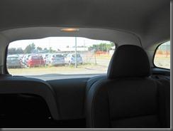 Volvo C30 R des ign luggage cover (4)