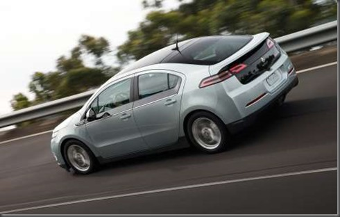 Holden Volt trial (3)