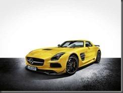 Mercedes Benz SLS AMG Black (3)