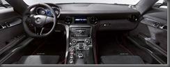 Mercedes Benz SLS AMG Black (5)