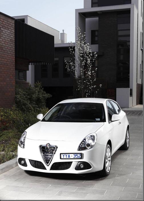 Alfa Romeo Giulietta JTDm