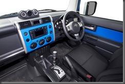 Toyota FJ Cruiser Audio Unit