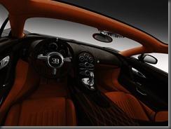 Geneva 2013 bugatti Vitesse II Fire Finch Bronze Carbon interior