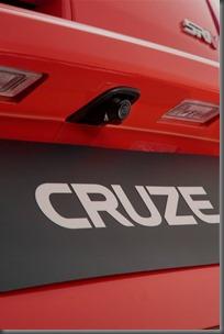 Holden Cruze MK II rear view camera (3)