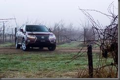 2012 Lexus RX 270