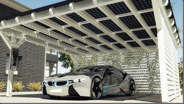 BMW i and SOLARWATT