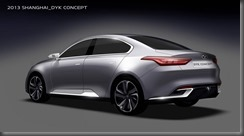kia china joint venture Horki Concept (1)