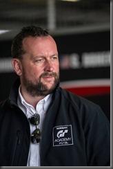 Darren Cox – Nissan Global Motorsport Director
