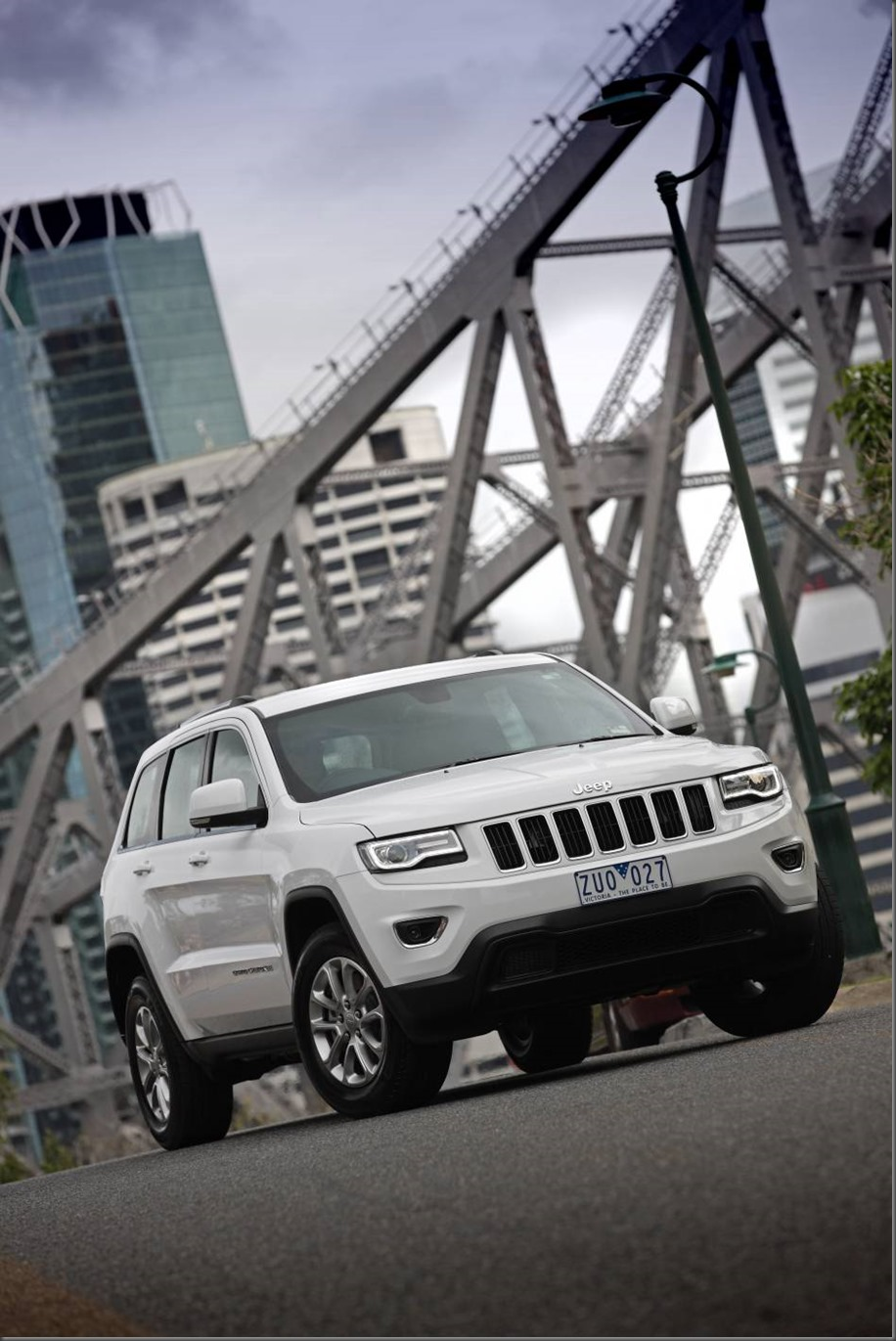 Jeep Grand Cherokee Laredo (1)