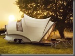 Opera Camper under a tree