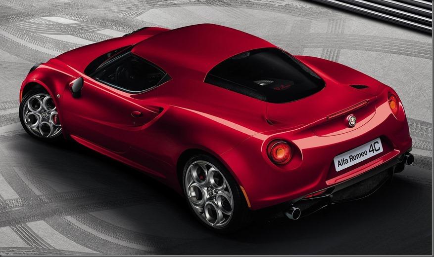 2014 Alfa Romeo 4C (6)