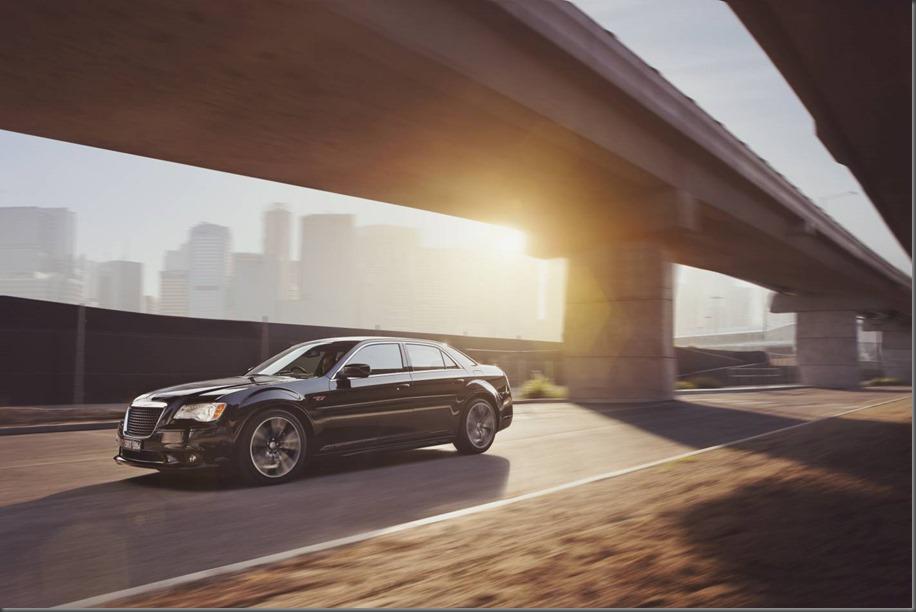Chrysler 300 SRT8 Core