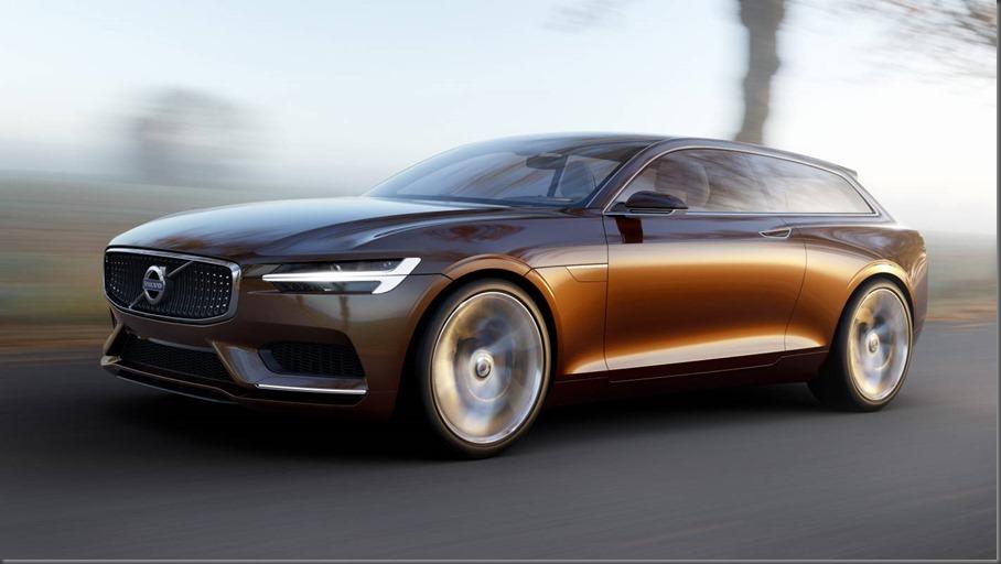 Volvo Concept Estate  (2)