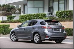 2014 Lexus CT 200h Sports Luxury