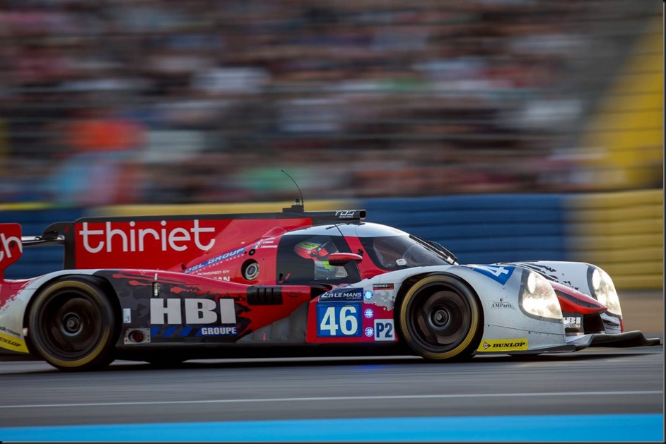 The Nissan ZEOD RC in pit lane at the 2014 24 Hours of Le Mans The #46 TDS Racing Ligier-Nissan, gaycarboys4 Hours of Le Mans