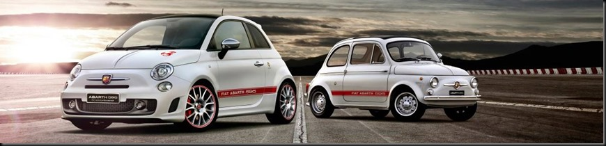 banner Fiat Abarth 595 '50th Anniversary gaycarboys (1)