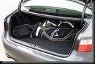 2013 Lexus ES 350 Luxury boot space