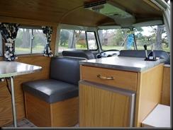 fully-restored Californian built 1966 VW Kombi 'E-Z' Camper GAYCARBOYS (3)