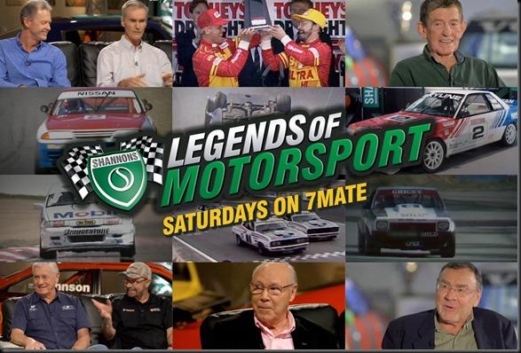 Shannons Legends of Motorsport gaycarboys