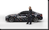 Stella McCartney and the jaguar XE gaycarboys