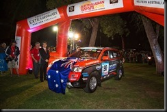 Wanneroo Showgrounds- Ceremonial Start Australasian Safari Rally gaycarboys  (1)