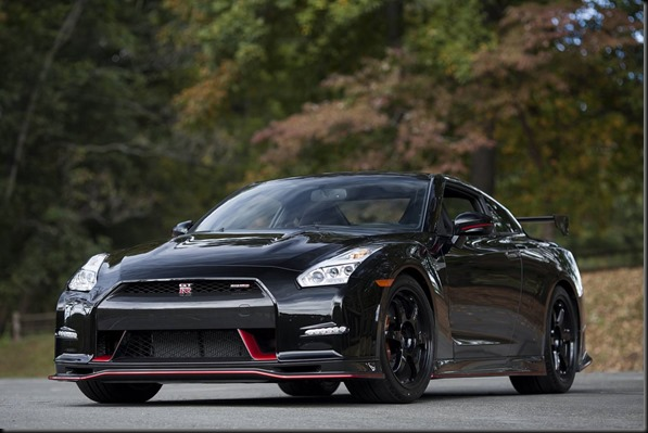 Long awaited 2015 Nissan GT-R NISMO at home in N.C.