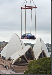 2015 Mustang is taking centre stage at Sydney New Year's Eve celebrations (1)