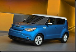 KIA GOOD DESIGN awards for latest Kia models - Kia Soul EV  gaycarboys