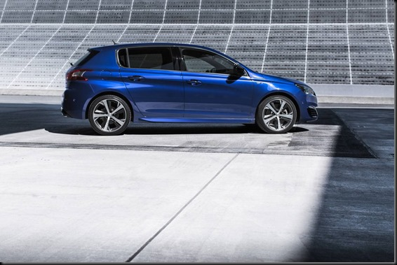 All-New Peugeot 308 GT model shown gaycarboys (9)