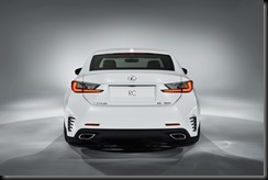 Lexus will unveil the F Sport variant of its RC Coupe at the  2014 Geneva Motor Show