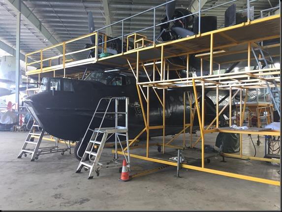 HARS catalina flying boat