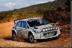 Hyundai Motorsport's new R5 rally car gaycarboys