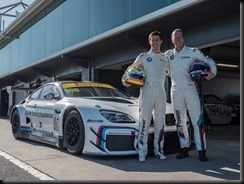 European ace lends a hand to BMW Team SRM gaycarboys (7)