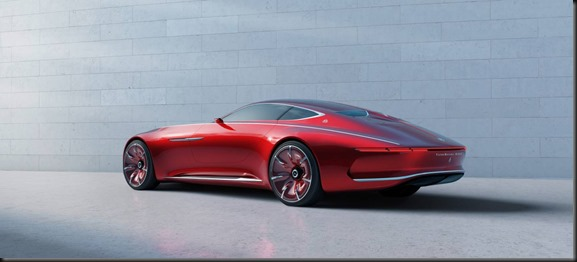Vision Mercedes-Maybach 6 gaycarboys (1)