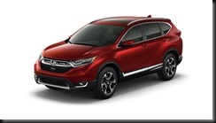 2017 Honda CR-V for US Market (4)