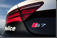 Audi S7 Sportback commences duty for the NSW Police Force (3)