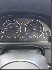 BMW 430i GranCoupe getting colder (2)