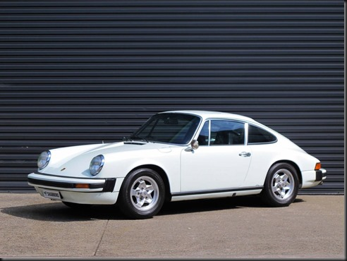 UK-delivered- matching- numbers- 1974- 911- 2.7 -Coupe- with- a -factory-fitted -electric- sunroof- is- expected -to- sell- in- the- $64,000-$68,000