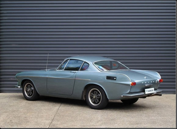 1971-Volvo-P17800E-Coupe-attracted-$46,000-Shannons