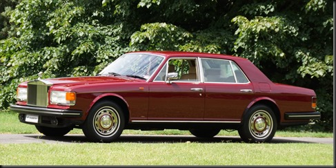 1981- Rolls-Royce-Silver- Spirit-Saloon-with- a-well-documented-local-history