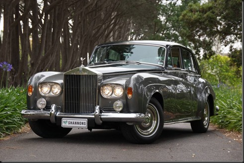 Australian-delivered-1964-Silver-Cloud-III- V8-Saloon-is-one-of-four-Rolls-Royce-vehicles-to-be-offered-with- 'no-reserve'-at-Shannons-February-27
