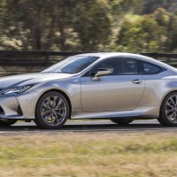 I drive and rate LEXUS RC 350 F Sport