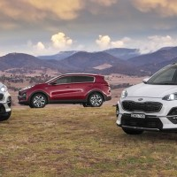 Sportage by KIA Launch VIDEO Review in Canberra Australia