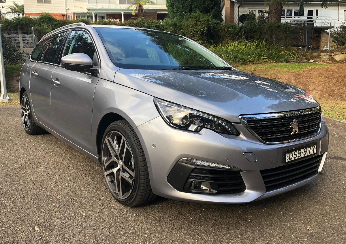 peugeot 308 wagon 2018