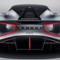 Lotus Evija production limited 130 cars