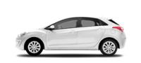 Car Body Type Hatch