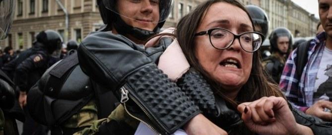LGBT Activist Elena Grigoryeva