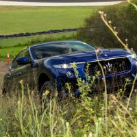 Maserati Track and off-road course day